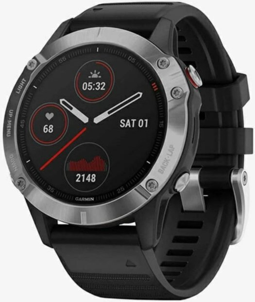 Garmin fēnix 6 vs. fēnix 5: What's the difference and which should you buy? 2