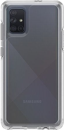 Otterbox Symmetry Galaxy A71 Cropped Render