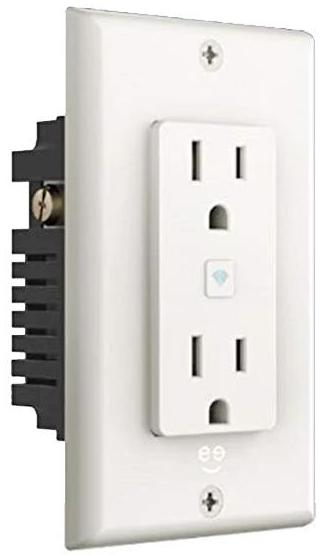 Geeni Smart Wifi Outlet Official Render