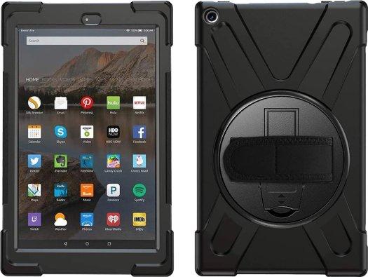 Best Heavy Duty & Kid Cases for Amazon Fire HD 10 in 2020 5