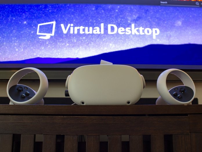 Oculus Quest 2 Virtual Desktop