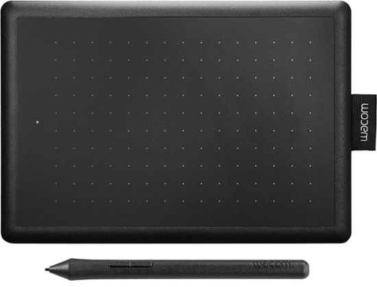 One By Wacom Drawing Tablet