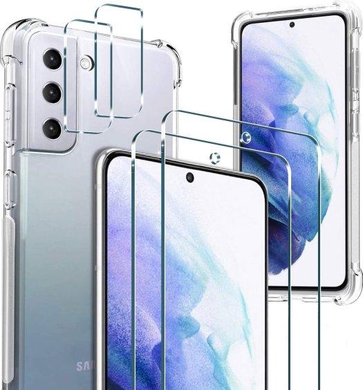 Best Samsung Galaxy S21 Plus Screen Protectors 2021 2