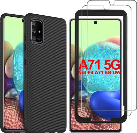 GESMA Galaxy A71 5g Case Render