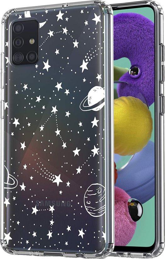RANZ Clear Galaxy A71 5g Case Render