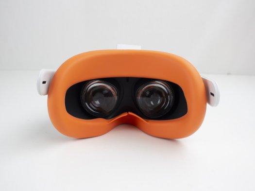 Vr Cover Quest 2 Silicone Cover Orange