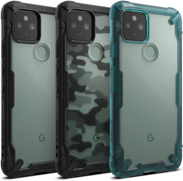 Ringke Fusion X Pixel 5 Case