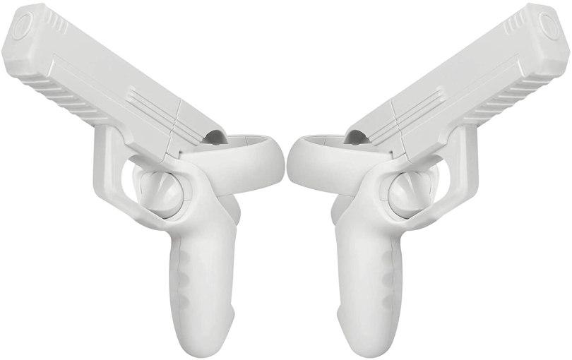 Masiken Quest 2 Light Gun Controllers