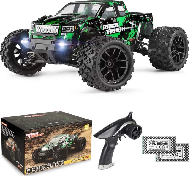Haiboxing Rc Truck Render Cropped
