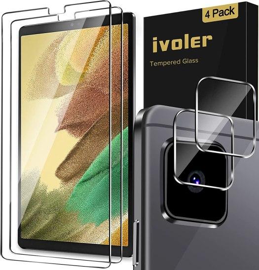 Ivoler Samsung Galaxy Tab A7 Lite Screen Protector