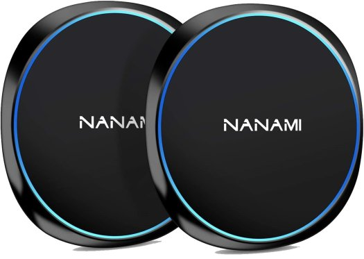 Nanami Fast Wireless Charger Reco Clear Png