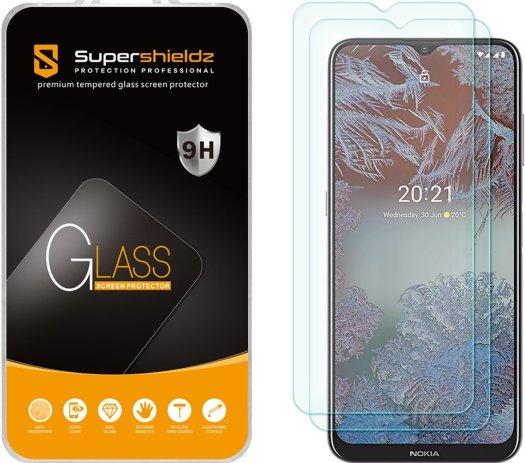 Supershieldz Tempered Glass Screen Protector Nokia G20 G10 Reco