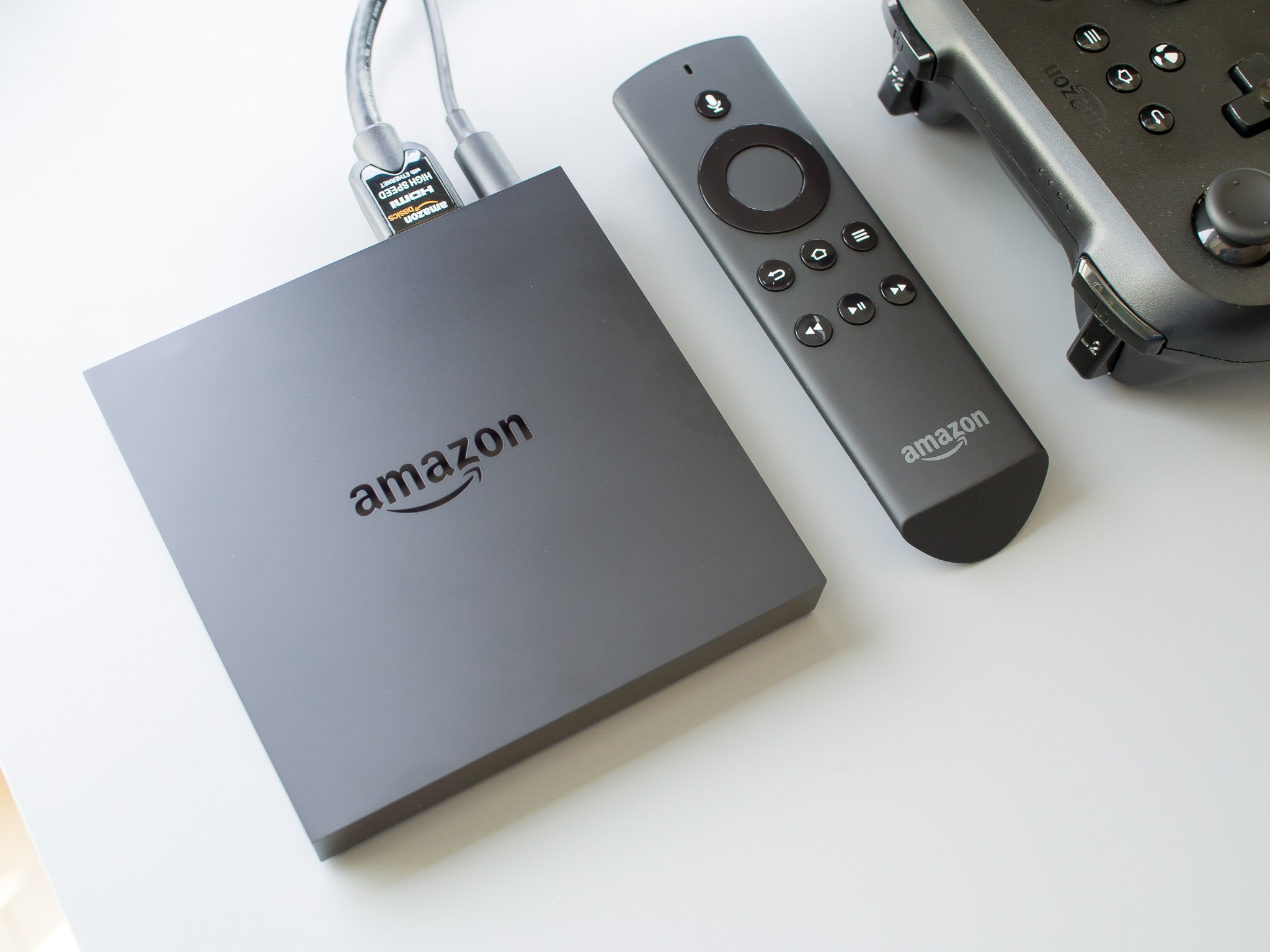 Amazon s new 4k capable fire tv with alexa voice actions now shipping