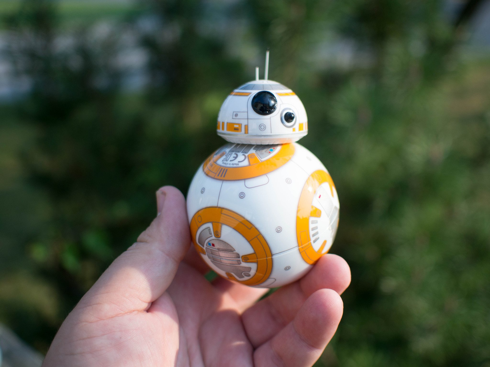 Cute Wallpapers For Lg Phones Bb 8 By Sphero Is Every Star Wars Fan S Dream Robot