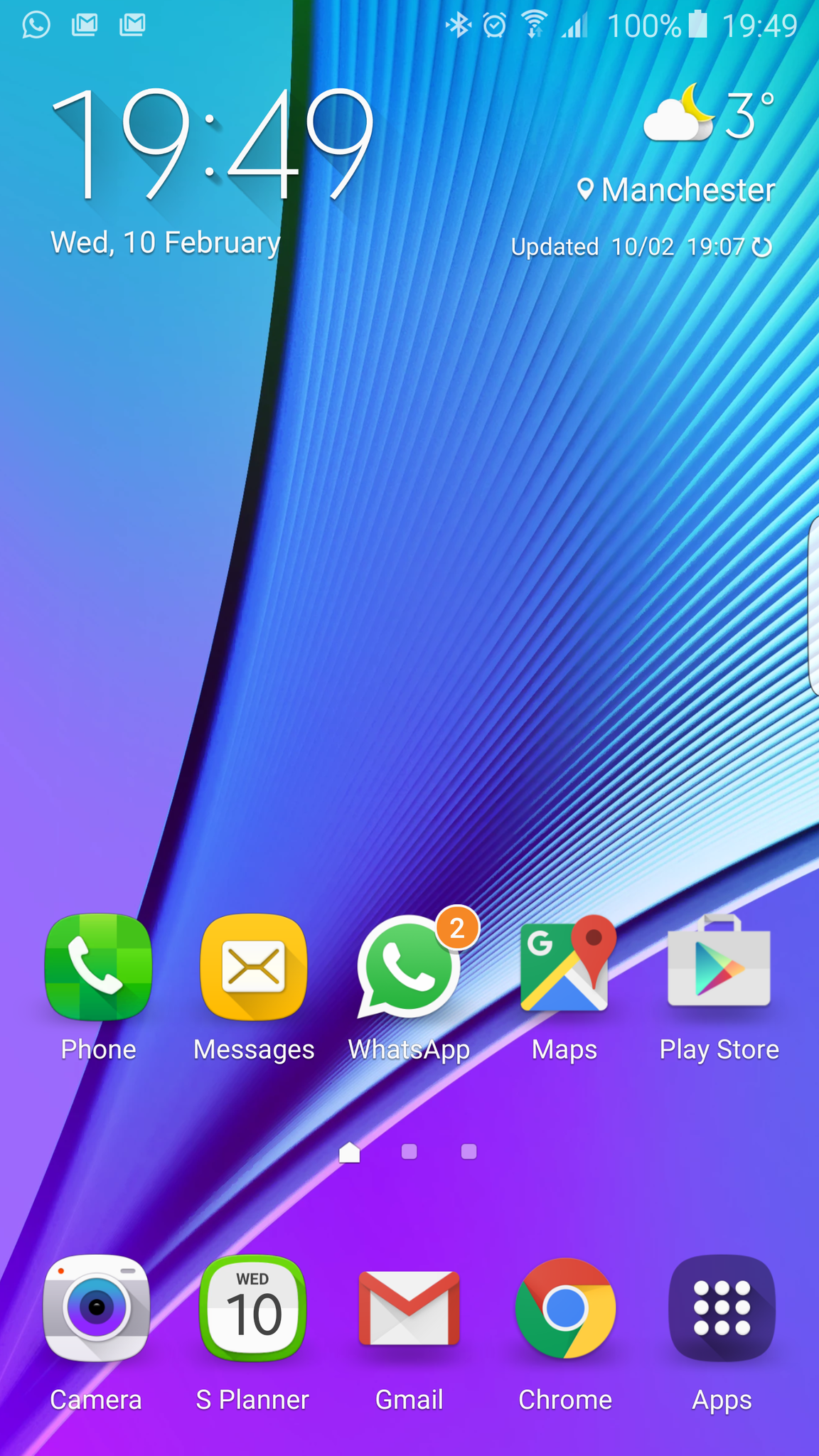 Android Tablet Home Screen Layout Ideas