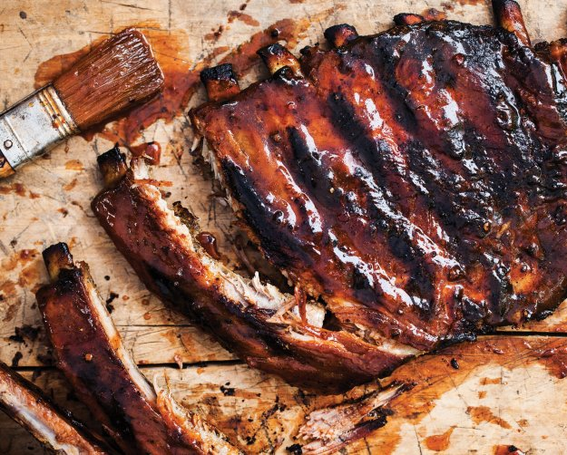 Get smoky with these barbecue wallpapers
