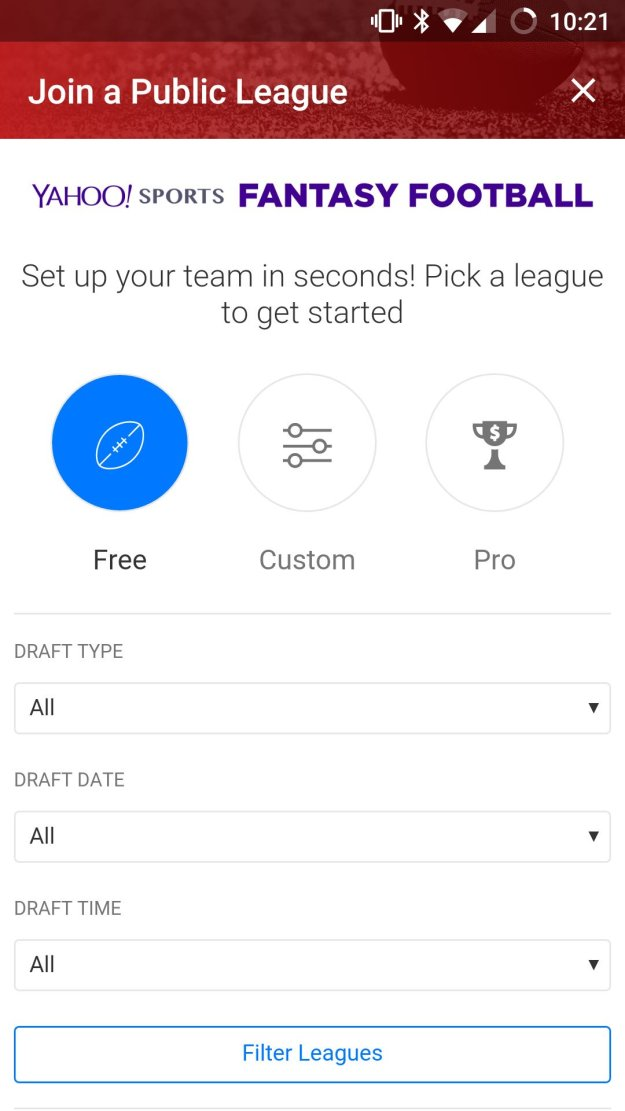 Best NFL apps for Android