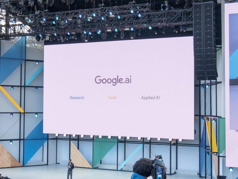 Google.ai at Google I/O