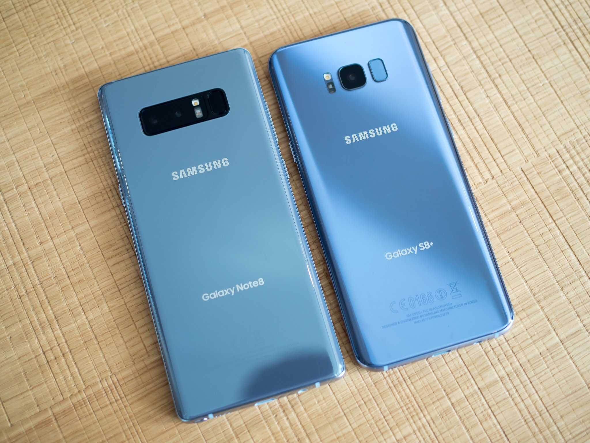 Galaxy Note 8 vs Galaxy S8 Which should you buy