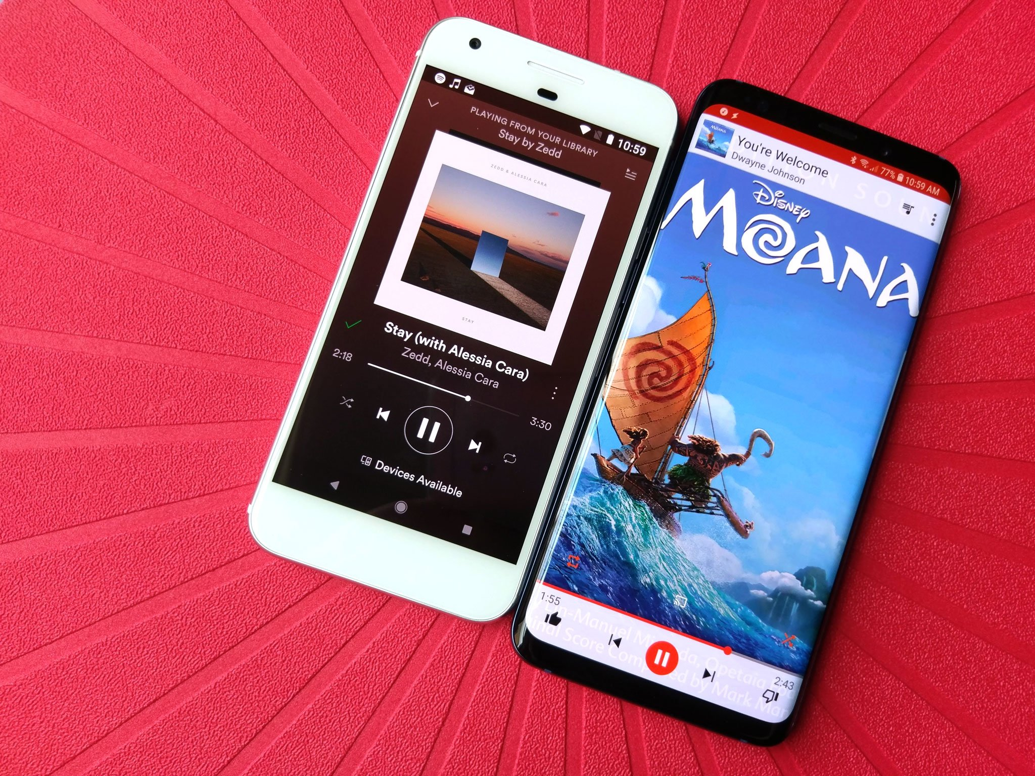 Best Music Streaming App for Android in 2019  Android Central