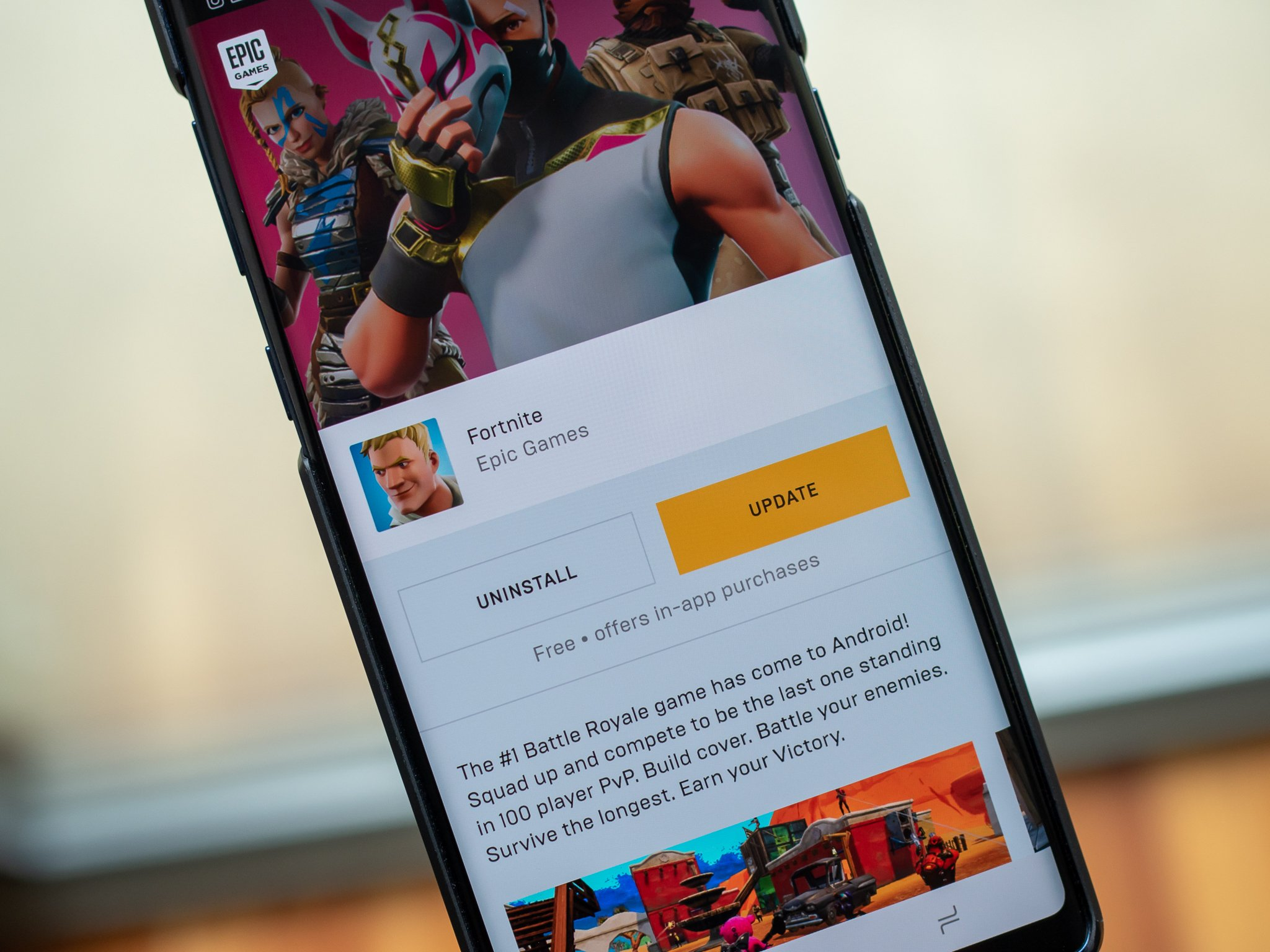 Epic S First Fortnite Installer Allowed Hackers To