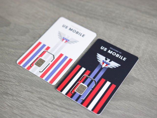 US Mobile SIM cards