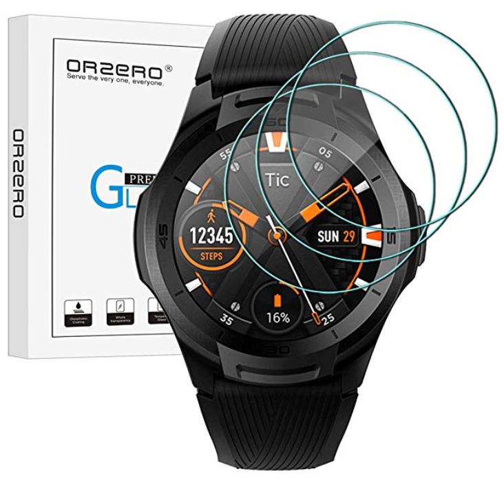 ca7bc607e Orzero Ticwatch S2 Screen Protector