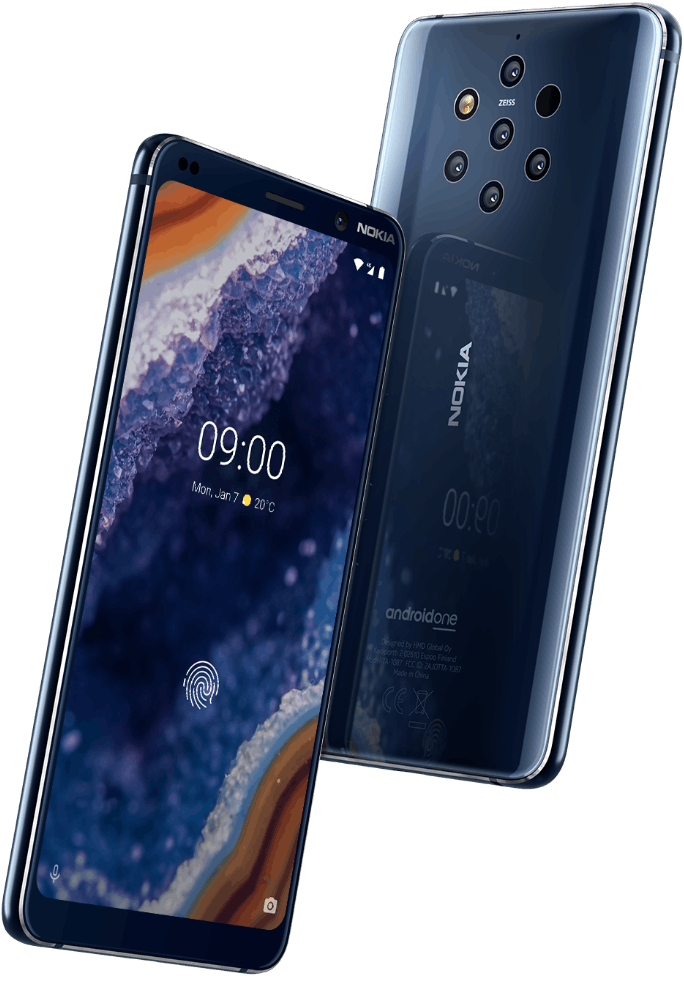 Nokia's first Android phones will get an extra year of security updates