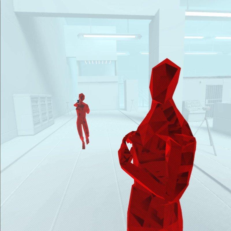 SUPERHOT VR Oculus Quest