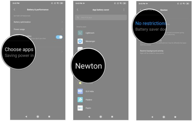 How to fix push notifications in MIUI
