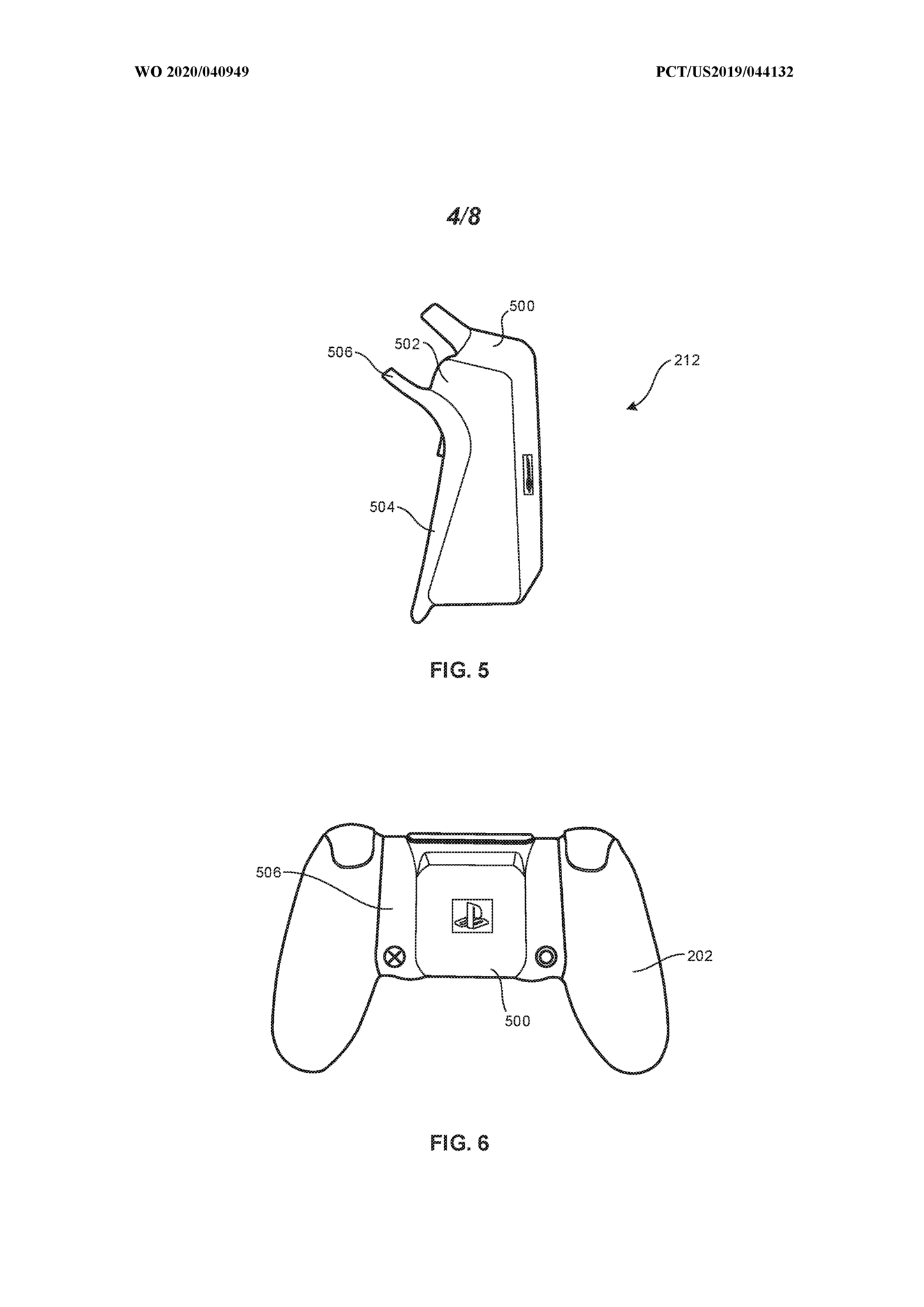 Possible PS5 controller patent shows wireless charging