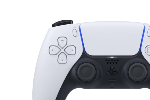 Dualsense Ps5 Controller Close Up