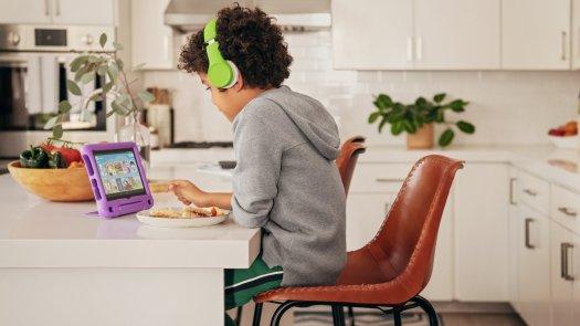 Amazon Fire Hd 8 Kids 2020 Render