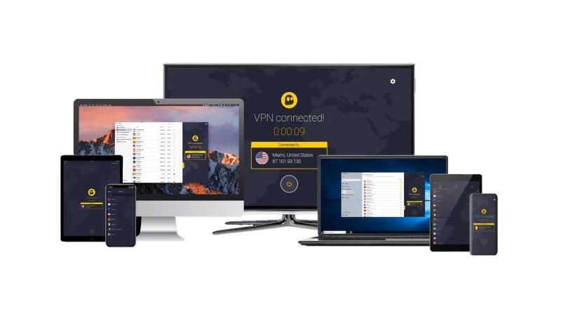 Cyberghost Multi Device