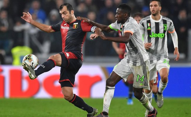 How To Watch Genoa Vs Juventus Live Stream Today S Serie