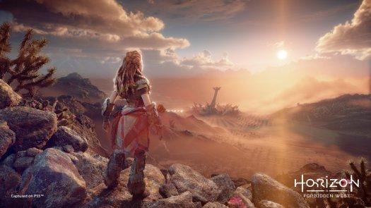 Horizon Forbidden West Desert