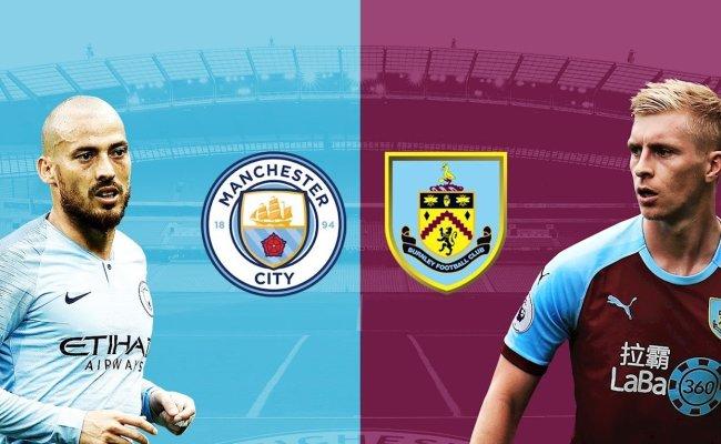 How To Watch Man City Vs Burnley Live Stream Premier