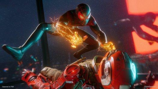 Marvels Spider Man Miles Morales Venom Blast