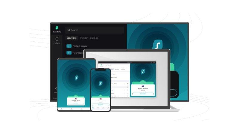 Best VPN Deals - Surfshark