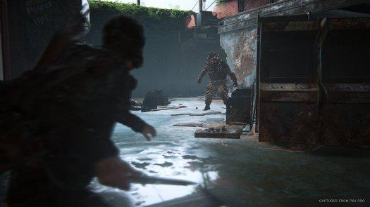 The Last Of Us Part Ii Ellie Shambler
