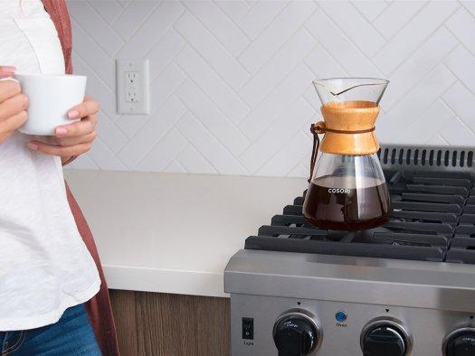 Cosori Pour Over Coffee Maker Lifestyle