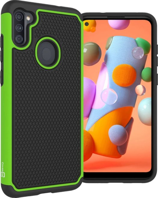 These cases provide all the protection your Galaxy A11 will need 5