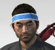 Ghost Of Tsushima Aozora Headband Cropped