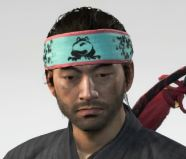 Ghost Of Tsushima Headband Of Perseverance Cropped