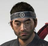Ghost Of Tsushima Headband Of Rebirth Cropped