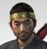 Ghost Of Tsushima Headband Of Refuge Cropped