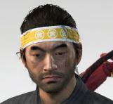 Ghost Of Tsushima Headband Of Strife Cropped