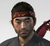 Ghost Of Tsushima Headband Of The Invasion Cropped