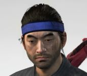 Ghost Of Tsushima Night Ocean Headband Cropped