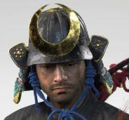 Ghost Of Tsushima Samurai Clan Helmet Cropped